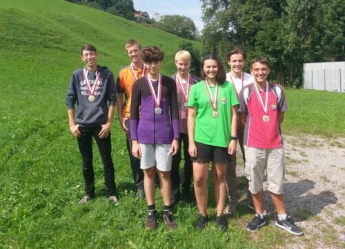 Finalteilnehmer Juniorenfinal