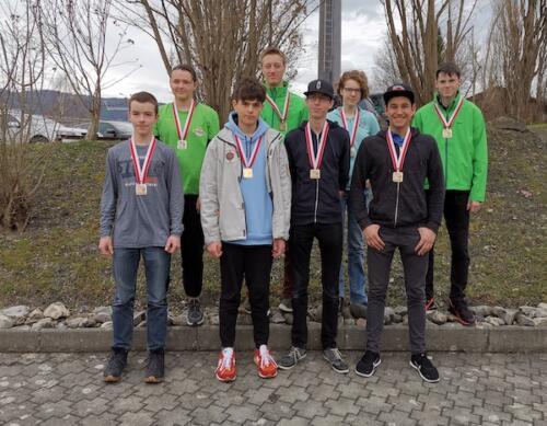 Finalteilnehmer Juniorenfinal 2020